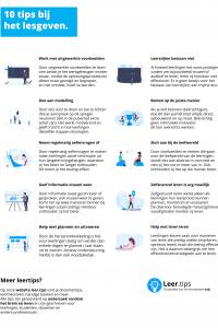10 docententips (poster) A3 van leer.tips